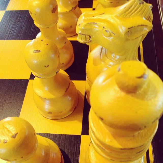 Chessboard from Dutchmans |Cornelius